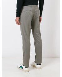 Paul by Paul Smith - Gray Classic Chinos for Men - Lyst