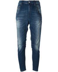 DIESEL | Blue Boyfriend Jeans for Men | Lyst