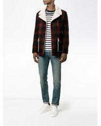 Fendi - Blue Slim Fit Jeans for Men - Lyst