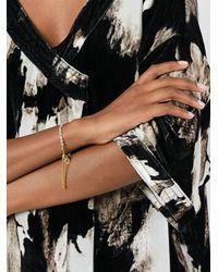 Astley Clarke - Metallic 'howlite Peace Kula' Bracelet - Lyst