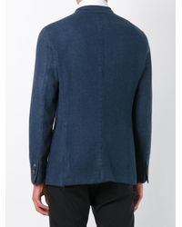 Boglioli - Blue 'k-jacket' Blazer for Men - Lyst