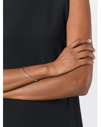 Wouters & Hendrix - Metallic 'in Mood For Love' Bangle - Lyst