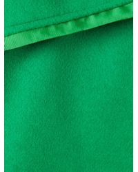 Marques'Almeida | Green Oversize Wool Coat | Lyst