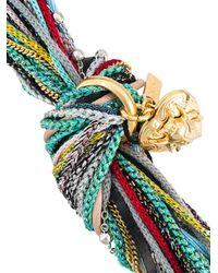 Missoni - Multicolor 'collana' String Necklace - Lyst