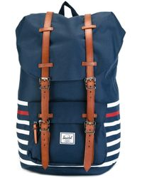 Herschel Supply Co. | Blue 23.5l Little America Backpack for Men | Lyst