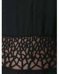 Zac Zac Posen - Black 'gabrielle' Jumpsuit - Lyst