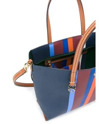 Tory Burch - Blue Fleming Tote Bag - Lyst