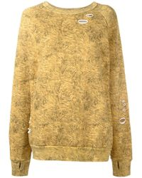 Undercover | Multicolor Printed Sweatshirt | Lyst