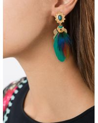 Gas Bijoux - Multicolor 'sao' Earrings - Lyst