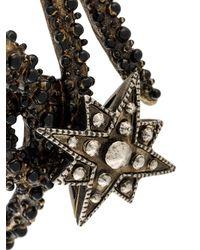 Roberto Cavalli - Metallic Star Bracelet - Lyst