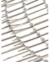 Rosantica   Metallic 'california' Necklace   Lyst