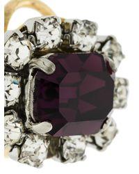 Rada' - Purple Radà Stone Earrings - Lyst