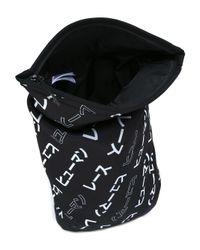 Adidas Originals - Black Rucksack - Lyst