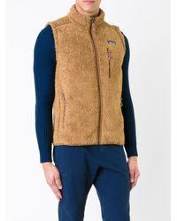 Patagonia - Brown 'los Gatos' Vest for Men - Lyst