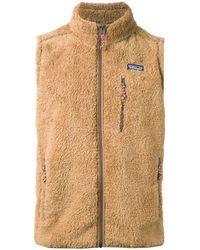 Patagonia | Brown 'los Gatos' Vest for Men | Lyst