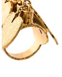 Chloé - Metallic Chloé 'kiera' Ring - Lyst