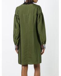 Dorothee Schumacher Green 'urban Romance' Dress