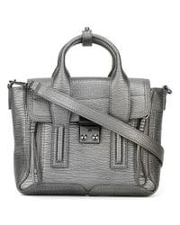 3.1 Phillip Lim | Metallic - Mini Pashli Satchel - Women - Calf Leather - One Size | Lyst