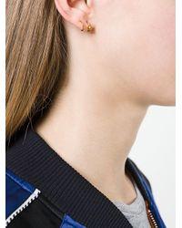 Maria Black - Metallic 'helix' Twirl Earring - Lyst