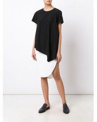 Maiyet - Black 'kaftan' T-shirt - Lyst