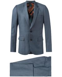 Paul Smith - Blue Two-piece Formal Suit for Men - Lyst