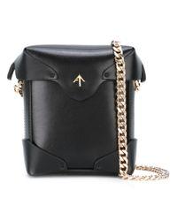 MANU Atelier - Black Pristine Crossbody Bag - Lyst