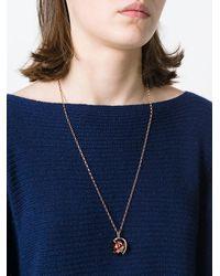 True Rocks - Metallic Medium Globe Pendant Necklace - Lyst
