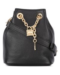 MICHAEL Michael Kors | Black - 'hadley' Crossbody Bag - Women - Calf Leather - One Size | Lyst