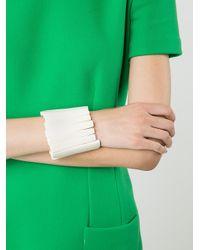 Monies - Multicolor Bone Beaded Bracelet - Lyst