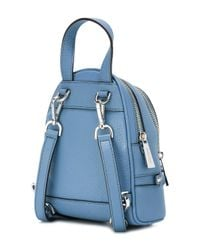 Michael Kors - Blue Rhea Backpack - Lyst