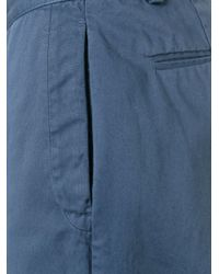 Sunspel - Blue Classic Chino Shorts for Men - Lyst