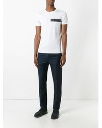 Fendi | White Bag Bugs T-shirt for Men | Lyst