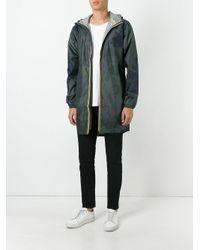LES (ART)ISTS - Green K-way X Les (art)ists Zip Up Jacket - Lyst