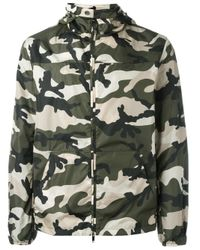 Valentino | Multicolor Camouflage Jacket for Men | Lyst