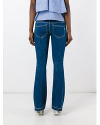 Dondup   Blue Neon Jeans   Lyst