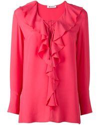 Dondup | Pink Bisa Blouse | Lyst
