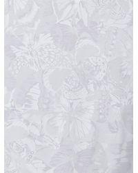 Valentino - White Printed T-shirt for Men - Lyst