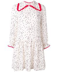 Paul Smith Black Label | Black Polka Dot Dress | Lyst