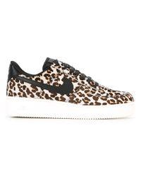 Nike   Black Air Force 1 '07 Lx Sneakers   Lyst