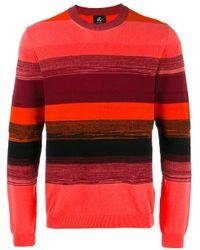 PS by Paul Smith | Multicolor Colour Block Sweatshirt for Men | Lyst