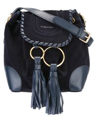 See By Chloé | Blue Polly Shoulder Bag | Lyst