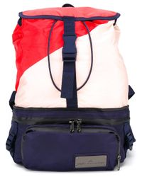 Adidas By Stella McCartney | Blue Run Convertible Backpaclk | Lyst