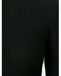 Cecilia Prado - Black Knitted Blouse - Lyst