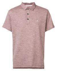 Rag & Bone | Red Standard Issue Polo Shirt for Men | Lyst