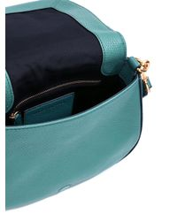 Marc Jacobs - Blue Small Nomad Satchel Bag - Lyst