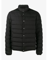 Moncler   Black Cyclope Quilted Down Jacket for Men   Lyst