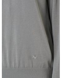 Astraet | Gray Crew Neck Jumper | Lyst