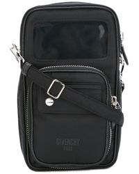 Givenchy | Black Cross Body Window Bag for Men | Lyst