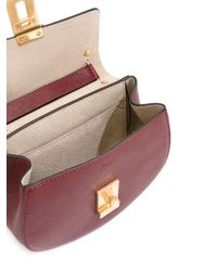 Chloé - Red Drew Small Shoulder Bag - Lyst
