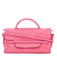 Zanellato | Pink Baby Nina Crossbody Bag | Lyst